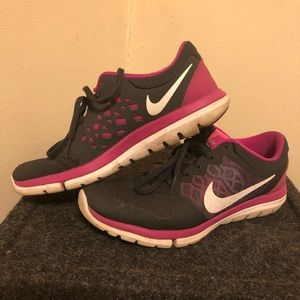 Nike flex 2015 running shoes